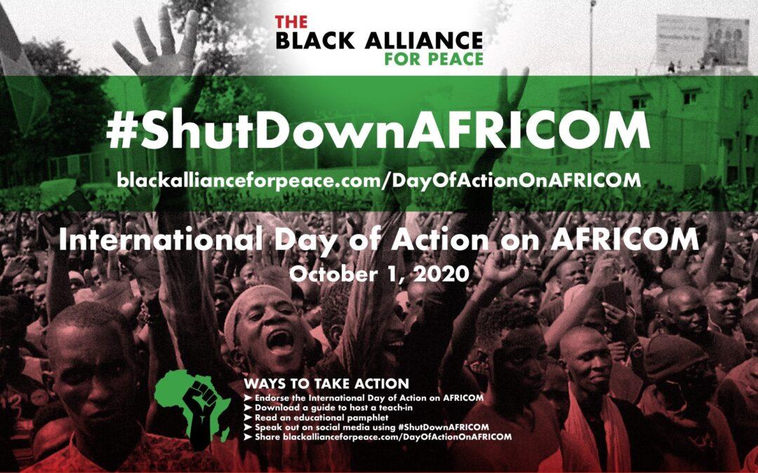 #ShutDownAFRICOM